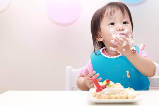 幼児食注意点