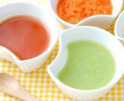 幼児食スプーンとフォーク